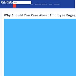 Why Should You Care About Employee Engagement? – Ray Grimm Jr.