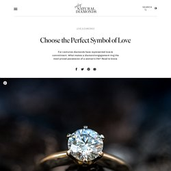 Choose the Perfect Symbol of Love