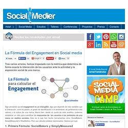 La Fórmula del Engagement en Social media