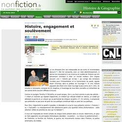 Histoire, engagement et soulèvement
