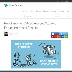 How Explainer Videos Improve Student Engagement and Results