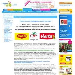 BONDUELLE - Nos engagements - La qualité et la nutrition