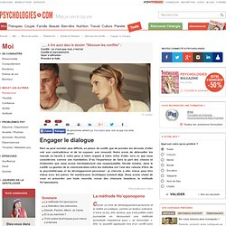 Engager le dialogue