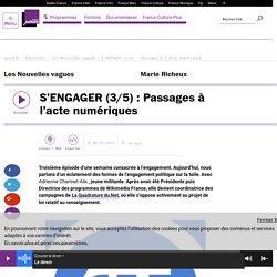 S'ENGAGER (3/5) : Passages à l'acte numériques