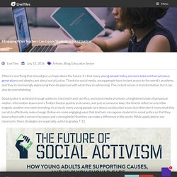 8 Engaging Ways Teachers Can Expose Students to Social Justice