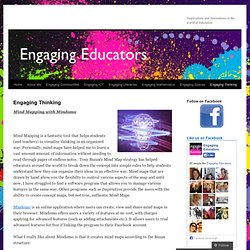 Engaging Thinking |
