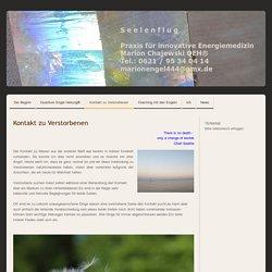 Kontakt zu Verstorbenen - engelheilenmitliebe Webseite!