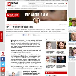 Julia Engelmann: Ich – einfach verbesserlich - stern-Stimmen