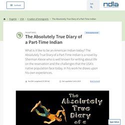 Engelsk - The Absolutely True Diary of a Part-Time Indian