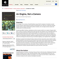 An Engine, Not a Camera