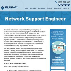 computer networking Melbourne