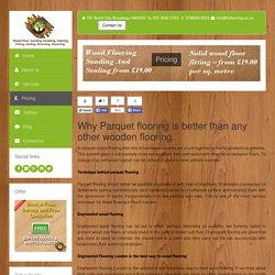 Engineered Wood Flooring North Lodon