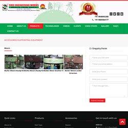 Sree Engineering Works – briquette machine mixer suppliers, exporters