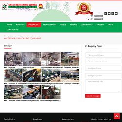 Sree Engineering Works – briquette conveyers suppliers and exporters