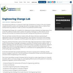 Engineering Change Lab