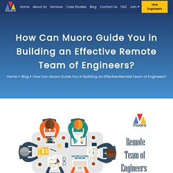 Muoro: Hire Remote Engineering Teams