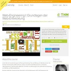 Web-Engineering I: Grundlagen der Web-Entwicklung