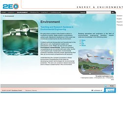 G.U.N.T. - Equipment for engineering education - Environment
