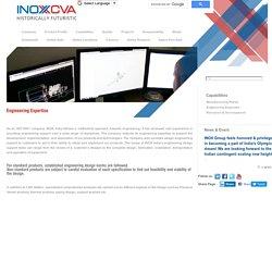Engineering Expertise Of INOX India Pvt. Ltd.