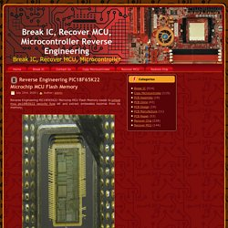 MCU Flash Memory