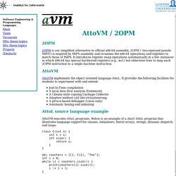 Software Engineering and Programming Languages