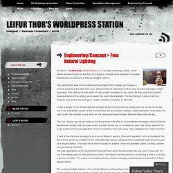 -SunCatcher « Leifur Thor's WorldPress Station