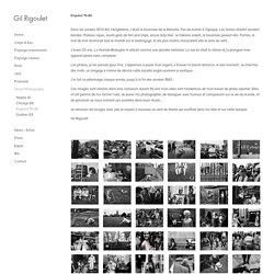 England 70-80 — Gil Rigoulet