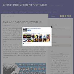 A TRUE INDEPENDENT SCOTLAND
