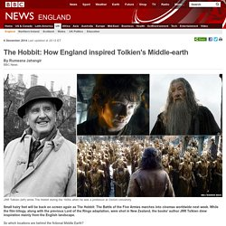 The Hobbit: How England inspired Tolkien's Middle-earth