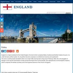 England Politics