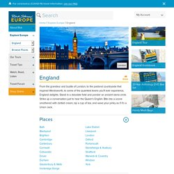 England Travel Guide by Rick Steves
