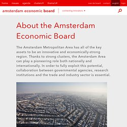 About AIM — Amsterdamse Innovatie Motor