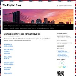 The English blog by Paco Carmona ( IES La Escribana )
