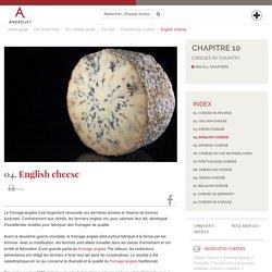 English cheese