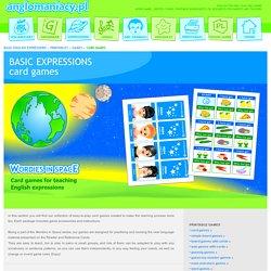 Basic English expressions
