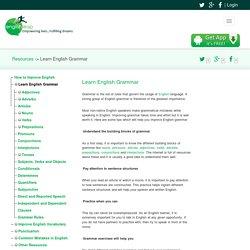Learn English Grammar Step by Step:Learn English Grammar