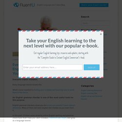 8 English Grammar Check Tools That Language Learners Can Rely On