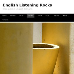 English Listening: The Empty Pot