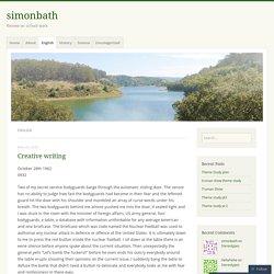 Bath, Simon