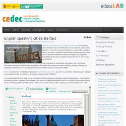 English speaking cities: Belfast