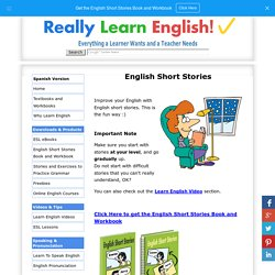 English Short Stories – Simple and Illustrated