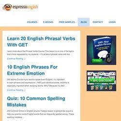 English Tips Blog