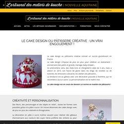 Engouement pour le Cake Design !