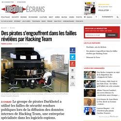Des pirates s'engouffrent dans les failles révélées par Hacking Team