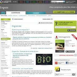 Engrais bio : tout sur les engrais bio