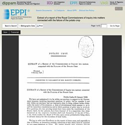 Enhanced British Parliamentary Papers On Ireland