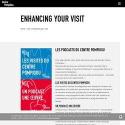 Enhancing your visit – Centre Pompidou