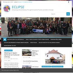 ECLIPSE – Enhancing Cultural Literacy Through Innovative Practice and Skills in Europe