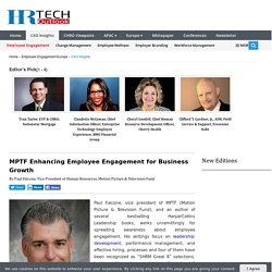 MPTF Enhancing Employee Engagement for Business Growth