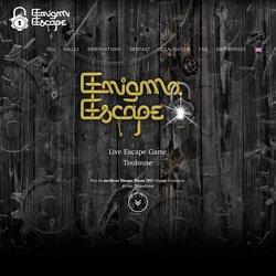 Enigma Escape Toulouse